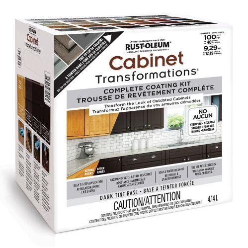 Rust-Oleum Cabinet Transformations, Dark Tint Base Kit, 4.14-L Product image