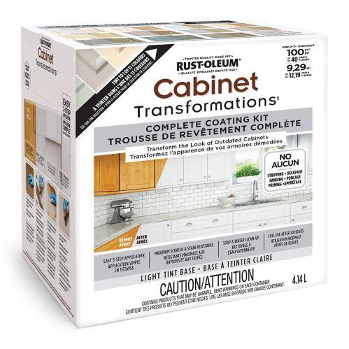 Rust-Oleum Cabinet Transformations, Light Colour Kit Product image