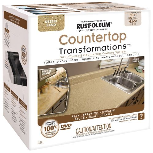 Rust-Oleum Countertop Transformations, Desert Sand Product image