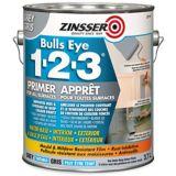Zinnser® Bulls Eye 1-2-3® Grey Primer, 3.7-L | Zinssernull