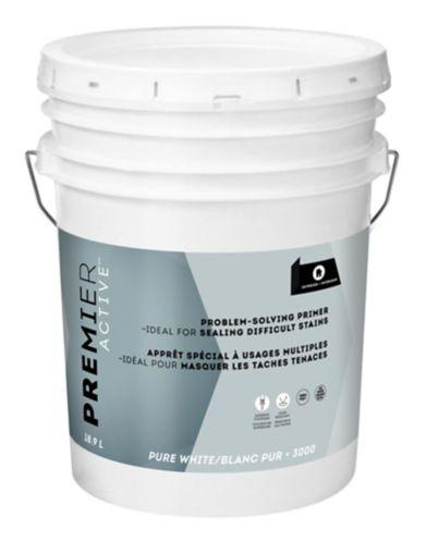 Apprêt d'intérieur à usages multiples Premier Active, 5 gallons Image de l'article