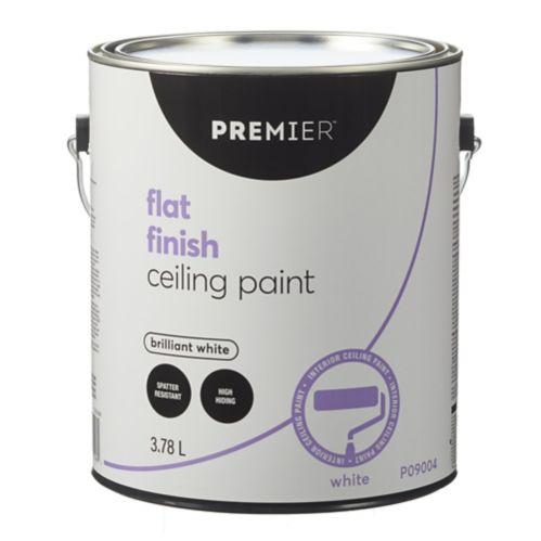 Premier Ceiling Paint, White, 3.78-L Product image