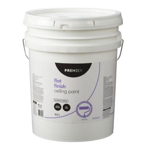 Peinture Premier pour plafond, blanc, 18,9L Image de l'article