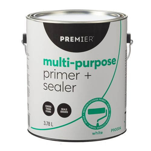 Premier Multi-Purpose Primer & Sealer, White Product image