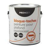 Premier Stain Blocking Ceiling Paint, White, 3.78-L | Premier Paintnull