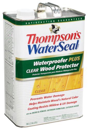 Imperméabilisant Thompson's WaterSeal, Image de l'article