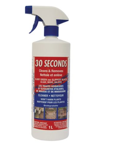 30 Second Ready-To-Use Outdoor Cleaner Product image
