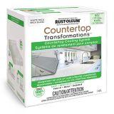 Rust-Oleum Countertop Transformations, White Mica, 1.42-L Kit | Rust-Oleumnull
