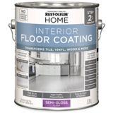 Couche de finition pour plancher intérieur Rust-Oleum HOME, transparent, semi-lustré, 3,78 L | Rust-Oleumnull