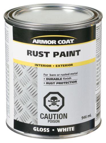 Armor Coat Rust Paint, 946-mL