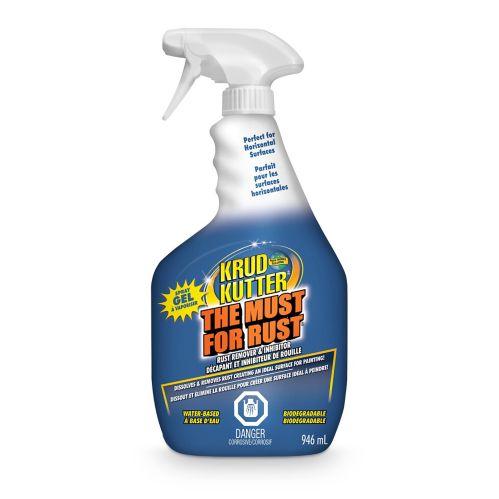 Krud Kutter The Must For Rust Spray Gel Formula