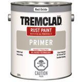 Apprêt antirouille Tremclad rouge, 3,78 L | Tremcladnull