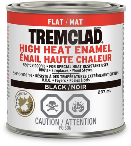 Émail à haute température Tremclad Image de l'article