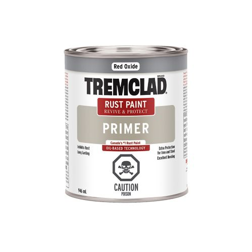 Tremclad Rust Primer, Red, 946-mL Product image