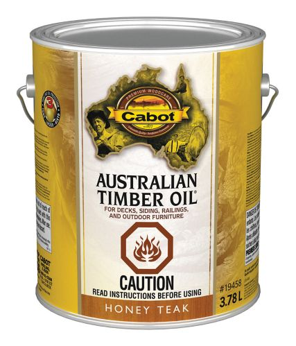 Cabot Australian Timber Oil, 3.78-L Product image