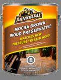 Agent de conservation pour bois brun Armor All Mocha, 3,78 L | Armor Allnull