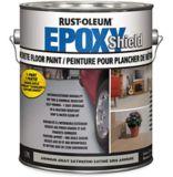 Peinture pour sol en béton Rust-Oleum, gris armure, 3,78 L | Epoxyshieldnull