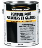 Armor Coat Alkyd Porch and Floor Paint | Armor Coatnull