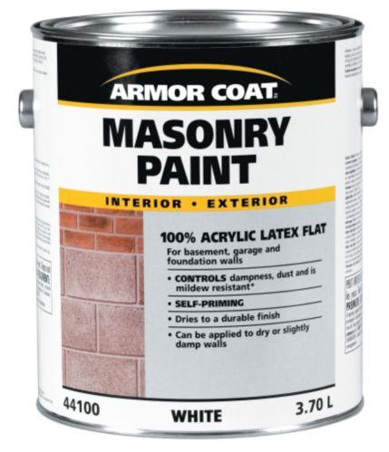 Armor Coat 3.7 L White Acrylic Latex Masonry Paint Product image