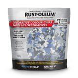 Rust-Oleum Epoxyshield Decorative Colour Chips, 454 g | Epoxyshieldnull