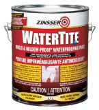 Peinture hydrofuge Zinsser WaterTite, 3,7 L | Zinssernull