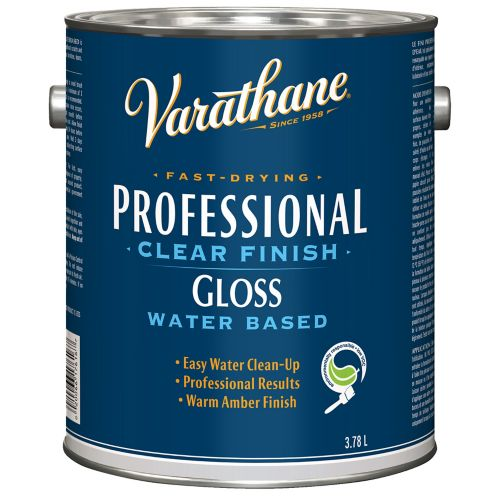 Varathane Water Based Professional Clear Finish