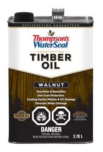 Revêtement Thompson's® WaterSeal® Timber Oil