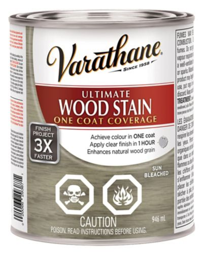 Varathane® Sun Bleached Ultimate Wood Stain, 946-mL