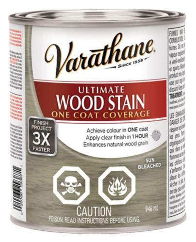 Teinture Varathane Ultimate pour le bois, 946 ml