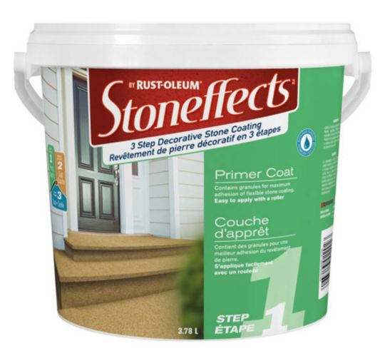 Rust-Oleum Stone Effects, Step 1 Product image
