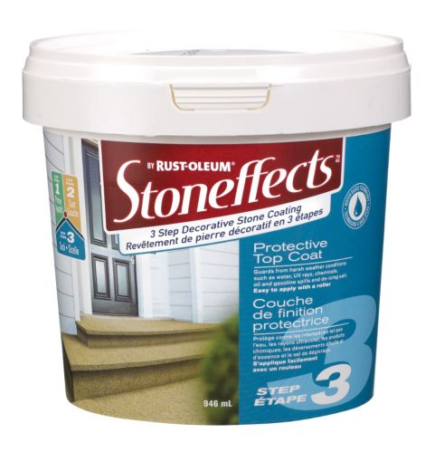 Rust-Oleum Stone Effects, Step 3 Product image