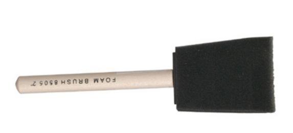 Brosse en mousse, 2 po Image de l'article