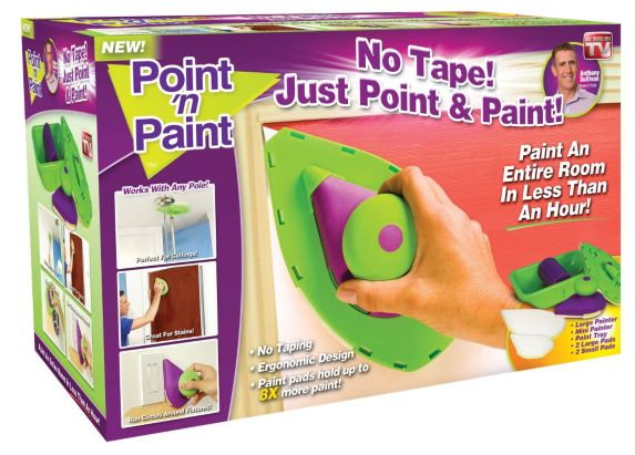 Point N' Paint Kit