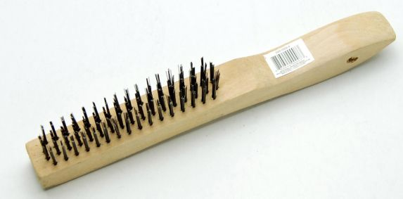 Wire Brush, 4-Row Product image