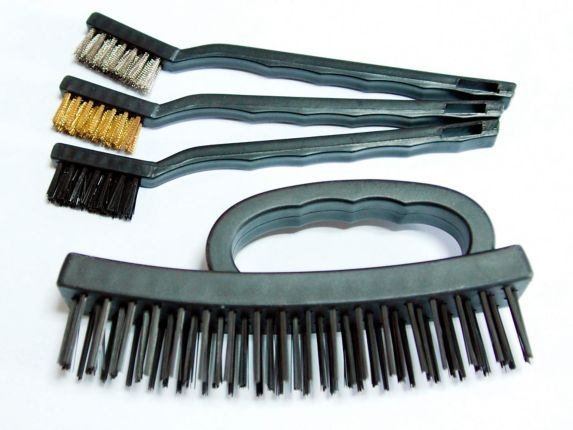 Wire Brush Set, 4-pc Product image