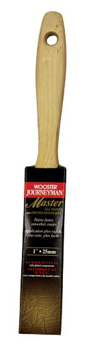 Wooster Journeyman Master Synthetic Flat Varnish Brush