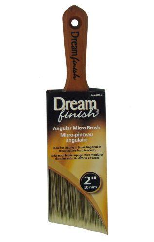 Dream Finish Micro Polyester Angle Sash Brush, 50 mm Product image