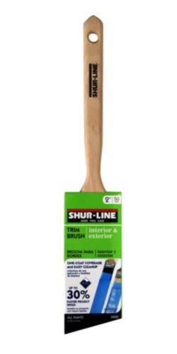 Teflon® 2-in Angle Sash Poly Brush Product image