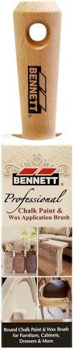 Bennett Round Chalk Paint Brush Product image