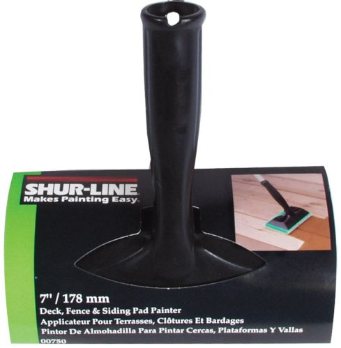 Shur-Line Deck & Fence Painter Pad, 7-in Product image