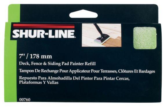 Tampon de rechange, applicateur Shur-Line, terrasse/clôture Image de l'article