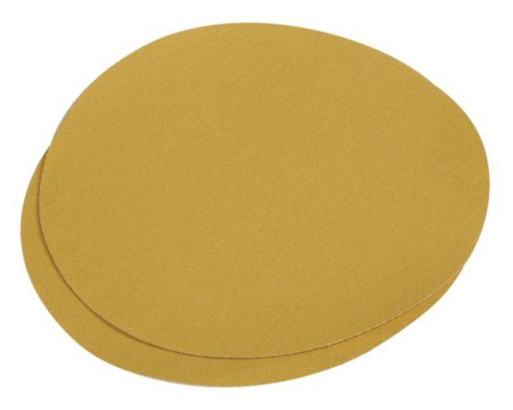 Disques de papier abrasif Mastercraft, grossier, 100 grains, paq. 10