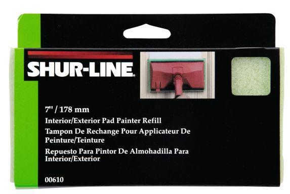 Tampon de rechange, applicateur de peinture Shur-Line, 7 po Image de l'article
