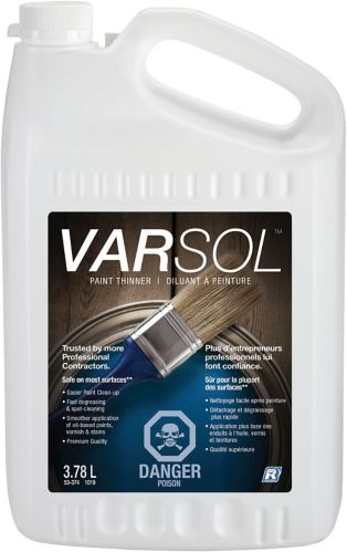 Varsol Paint Thinner, 3.78-L Product image