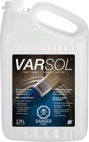 Varsol Paint Thinner, 3.78-L