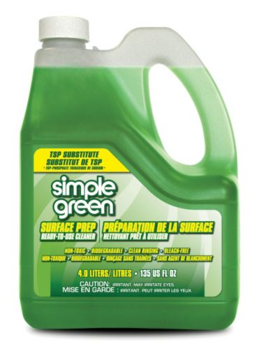 Nettoyant Simple Green, 4 L