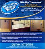 Invisible Bathtub Mat Treatment
