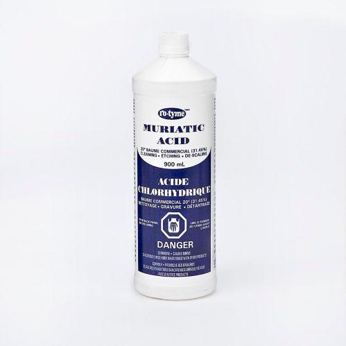 Acide muriatique Ro-Tyme Image de l'article