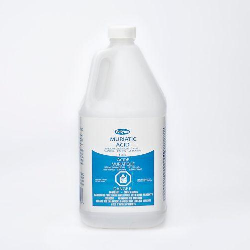 Ro-Tyme Muriatic Acid, 4-L