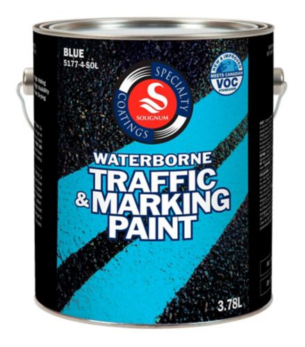 Blue Traffic Paint Product image